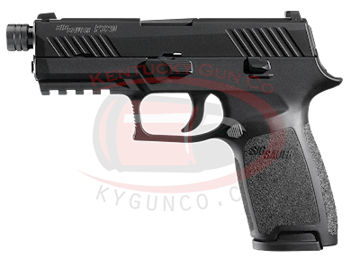 P320 Blk 9mm Slite Sght 17rd T Hover