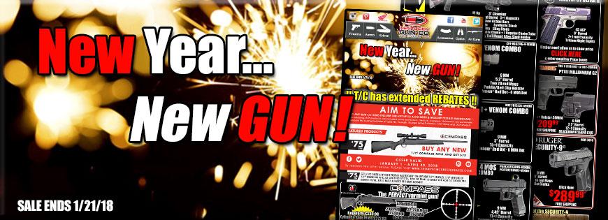 New Year New Gun