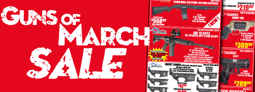 Guns of March